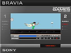 เล่นเกมฟรี Sofa Long Jump