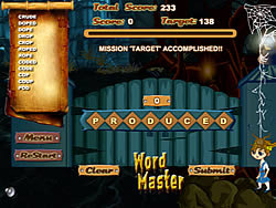 Gioca gratuitamente a Word Master