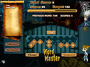 Play Word master Game Online