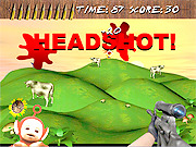Play Teletubbies kill Game