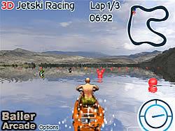3D Jetski Racing game