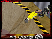 Play Thrash n burn skateboarding Game