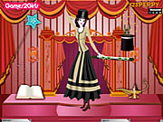 Aleina magic girl dressup Gioco