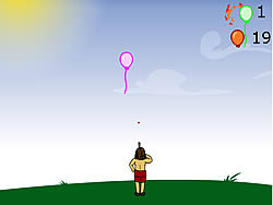 Balloonboom game